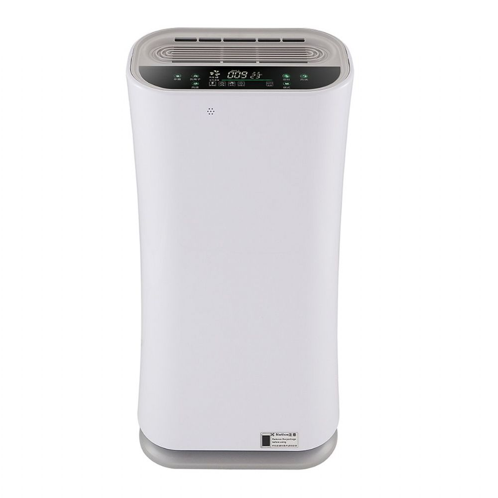 SmartHome UV200 5 Stage Air Purifier PP, Hepa, Carbon Filter, UV-C and Ionizer 240V~50Hz
